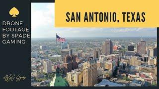 Drone Footage of San Antonio, Texas | DJI Mavic Pro 2