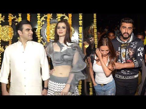 Arbaaz Khan Finally Accepts Wife Malaika & Boyfriend Arjun Kapoor's Relationship Bcoz Of New Gf