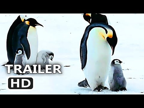 MARCH OF PENGUINS 2 Official Full online (2018) Nature Documentary Movie HD