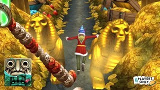 Temple Run 2 | MRS CLAUS in TREASURE HUNTING Challenge #3 By Imangi Studios, LLC