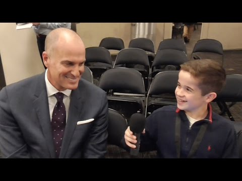 Jay Bilas Interview, ESPN College Basketball Analyst