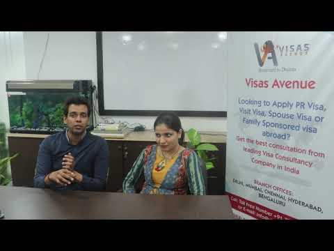 Visas Avenue Happy Clients Who Obtained  Successful  Canada PR Visa