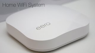 eero Home WiFi System - Setup and Full Review