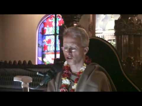 Lecture - Mukunda Datta das - SB 8.3.31-33 - Gajendra's Prayers