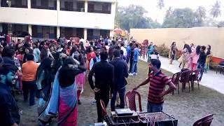 Bikash Bharati Law College freshers program