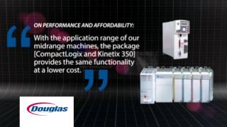 Integrated Architecture Midrange System in Action: Douglas Machine