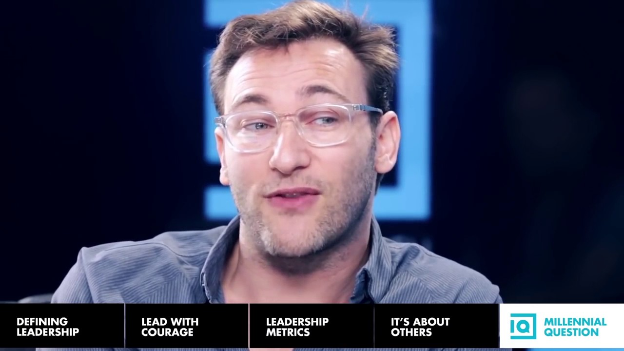 Simon Sinek Millennials in the Workplace - YouTube