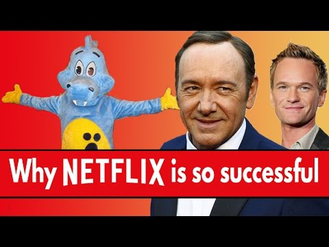 The 3 Reasons Netflix Is So Successful
