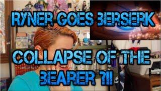 Anime React | Ryner goes berserk / collapse of the bearer *mild spoilers*