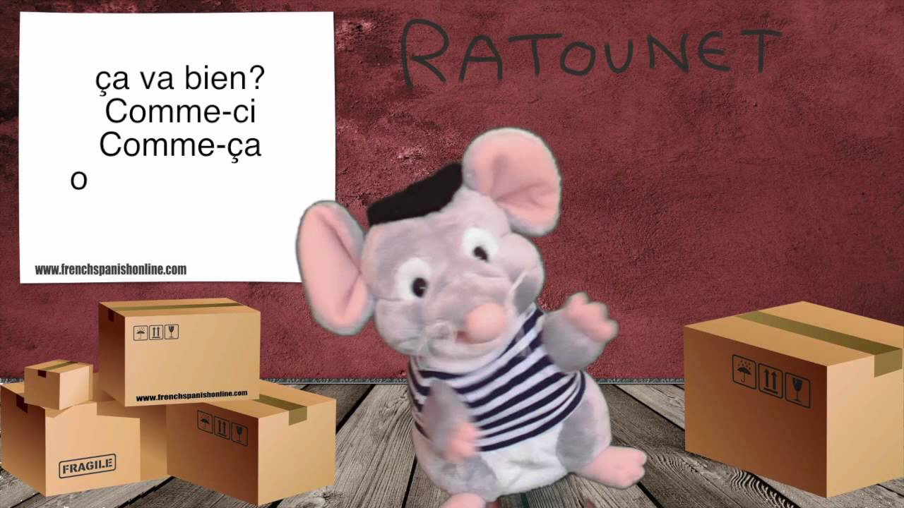 ratounet sings comment a va youtube. Black Bedroom Furniture Sets. Home Design Ideas