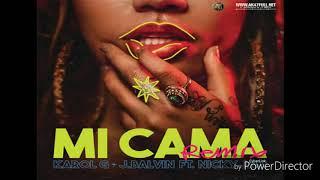 Mi Cama Remix Karol G Ft Nicky Jam J Balvin Full DJ Lex Remix Song.mp3