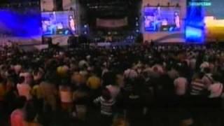 "ДДТ на фестивале ""Сотворение мира"" в Казани 2009"