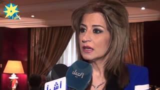 """بالفيديو: مديرة وكالة """"وال"""" للأنباء : ضرورة تنسيق إعلامى عربى لمكافحة الإرهاب"""