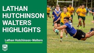 Lathan Hutchinson-Walters Highlights