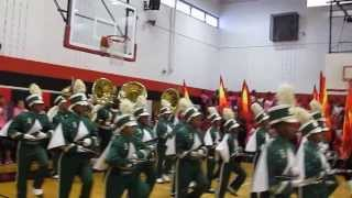 SURRATTSVILLE  MARCHING BAND @ STEPHEN DECATUR MS