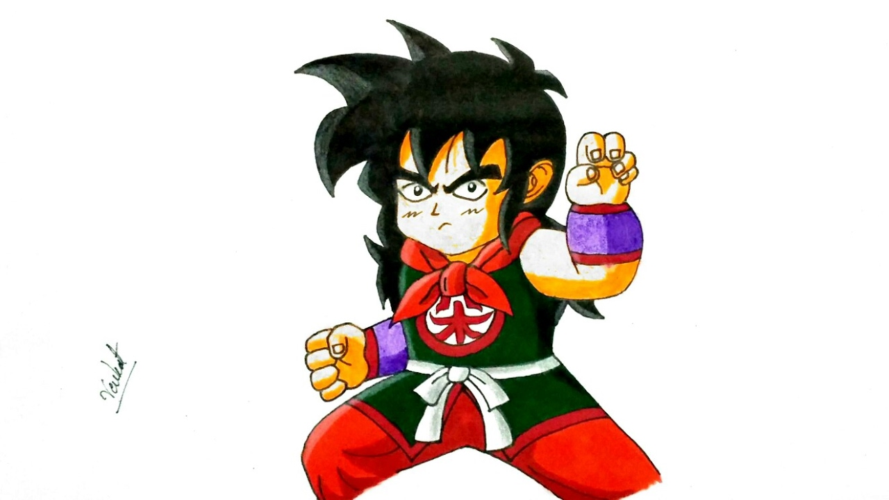 Crazy art how to draw kid yamcha from dragonball z how to crazy art how to draw kid yamcha from dragonball z how to draw person from dragonball z publicscrutiny Gallery