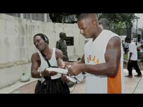 Deuce McAllister and Joe Horn reflect on Hurricane Katrina with Michael Silver