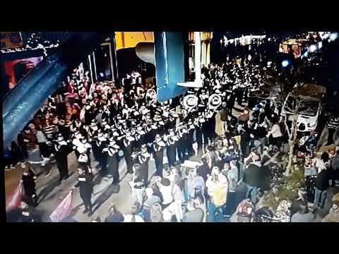 New Iberia senior high school marching band 2020