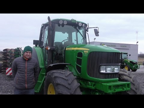 John Deere 6930 Premium - Prezentacja i Opinia WANICKI AGRO