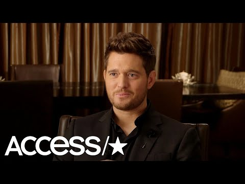Michael Bublé Says His Baby Girl Is The Best Thing & His Son Noah Is Doing Much Better | Access Mp3