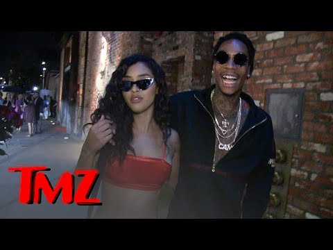 Wiz Khalifa Gives Amber Rose & 21 Savage Stamp Of Approval | TMZ