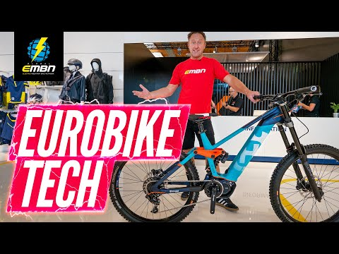 The Best New E-MTB Tech From Eurobike 2019 - YouTube