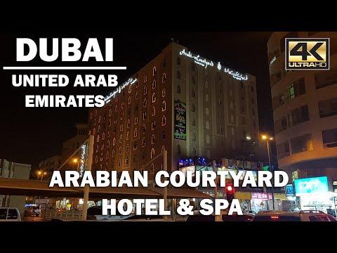 A Look Around The Arabian Courtyard Hotel In Dubai [4K]