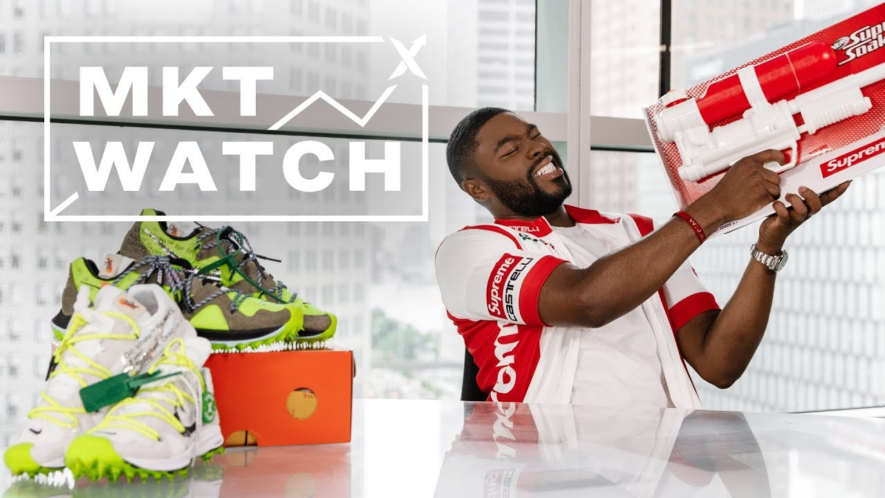 StockX MKT Watch: International 350s, Supreme Soakers & Stranger Things