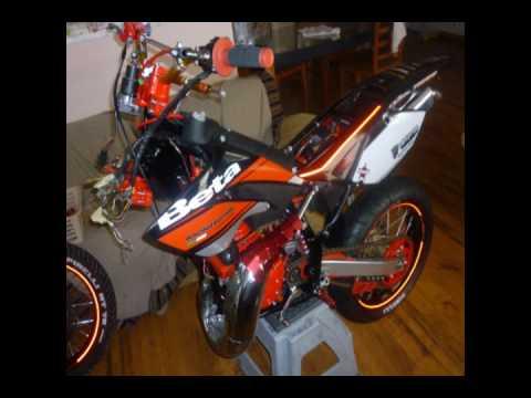 BETA RR 50 motard custom