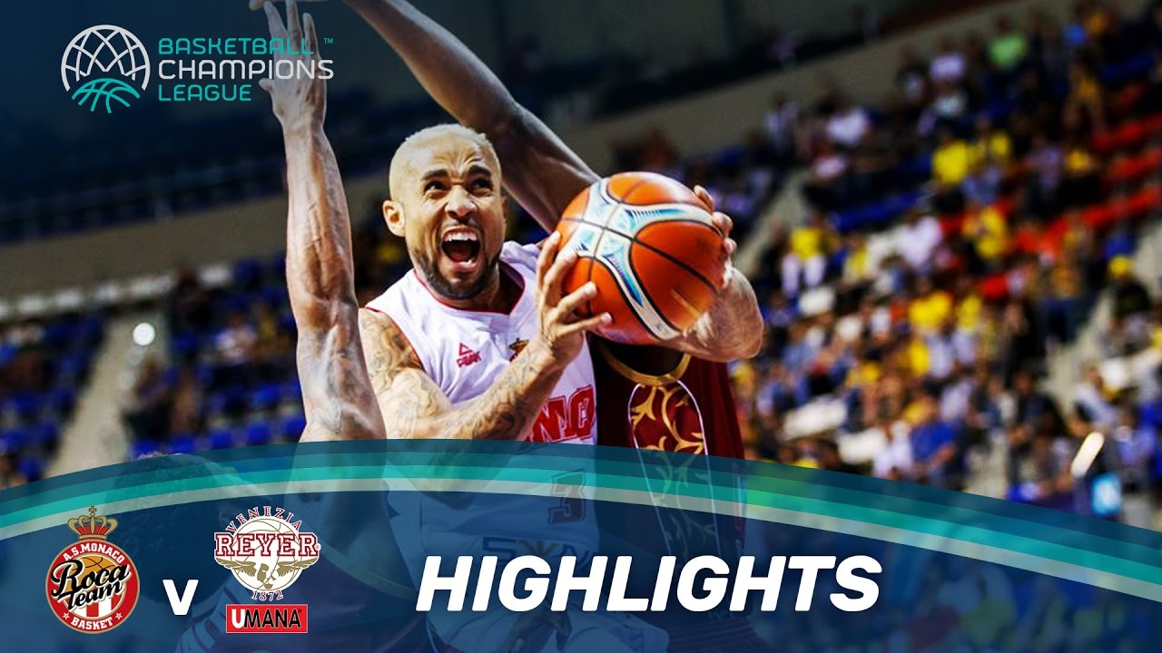 AS Monaco v UMANA Reyer Venezia - Highlights - 3rd Place