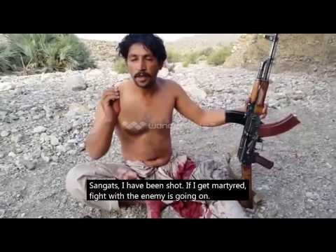 A Balochistan Fighter's, Pakistan Will Be Devieded In Many Part.   Last Before Die