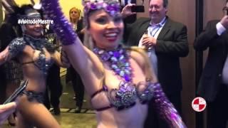 Welcome Brazil - Show carnival samba school corporate event - Apito de Mestre