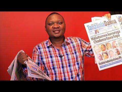 LIVE MAGAZETI: Madaktari Wamkosha Magufuli, Kuajiri 1,000, Askofu Akerwa Wakosoaji Kuitwa Mabeberu