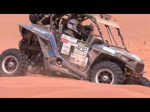 Libya Rally 2016 - Stage 1 to 7