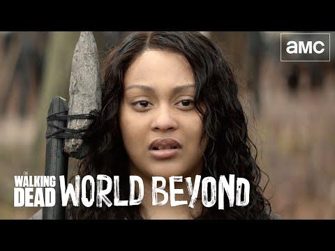 The Walking Dead: World Beyond Season 2 First-Look