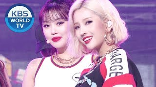 (G)I-DLE ((여자)아이들) - Uh-Oh [Music Bank / 2019.07.12]