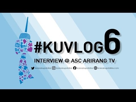 [KUVLOG #6] KU x KOREAJOA 2016: Interview with Kevin, Jimin and Jae at After School Club!