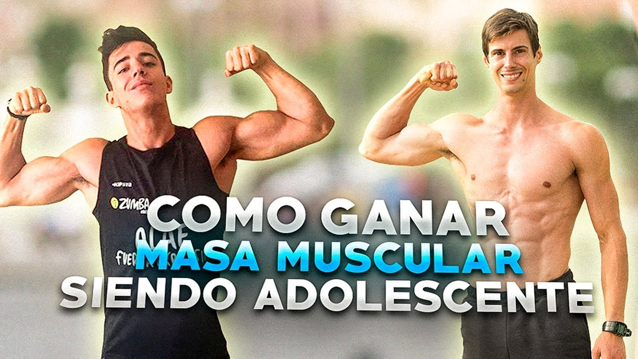 como conseguir volumen muscular