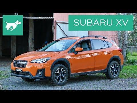 2018 Subaru XV Review (aka Subaru Crosstrek)