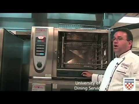 Rational SCC Oven - Training