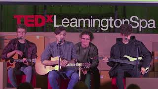 I never want to be a wasted potential me | The Ellipsis | TEDxLeamingtonSpa
