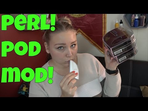 PERL - Pod Mod Vaping System + Giveaway! | TiaVapes