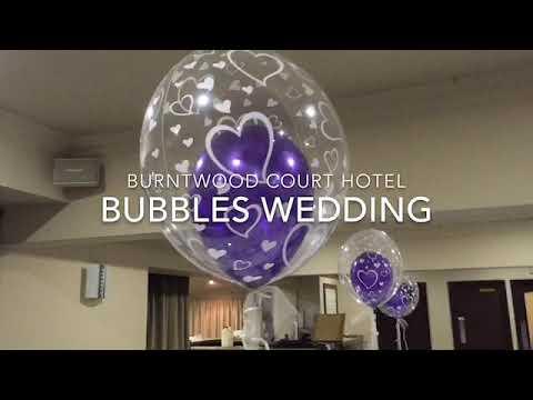 Buurntwood Court Hotel Wedding