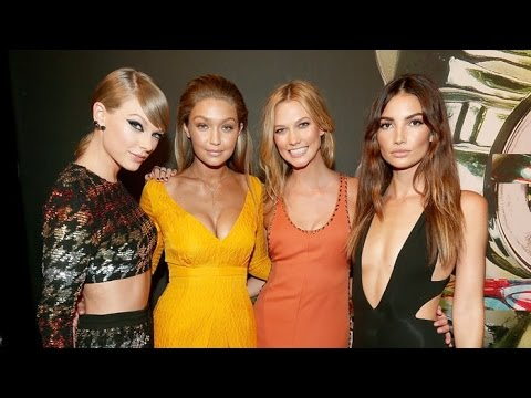 Gigi Hadid & Emma Stone HOOKED UP Taylor Swift With Her New Man
