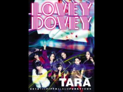 [HQ]T-ARA Lovey Dovey [Full Audio] + DL link
