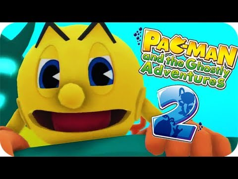 Pac-Man And The Ghostly Adventures 2 All Cutscenes | Full Game Movie