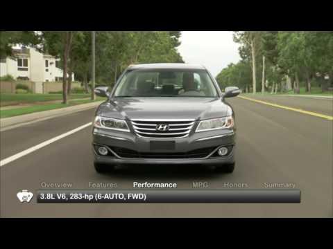 2011 Hyundai Azera Used Car Report