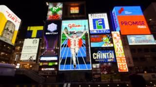 なぜか外国人はキタではなくミナミ! 大阪 難波 ミナミ