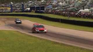 DiRT Rally - Rx Supercar Final - Lydden Hill Full