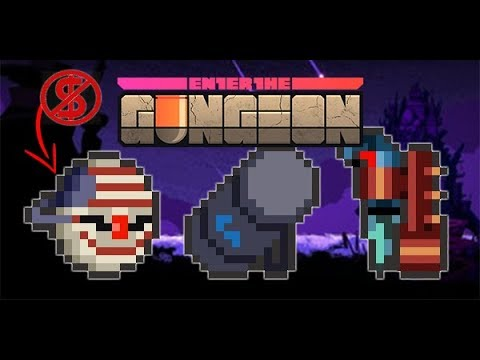 Enter The Gungeon- How to steal without an item- SUPER EASY